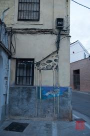 Granada 2015 - Graffiti - Giraffe