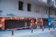 Granada 2015 - Graffiti - Brujulade