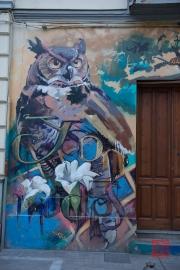 Granada 2015 - Graffiti - Owl
