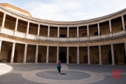 Granada 2015 - Alhambra - Palace of Charles V