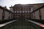 Granada 2015 - Alhambra - Garden I