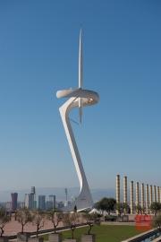 Barcelona 2015 - Telefonica Tower