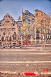 Barcelona 2015 - Casa Battlo