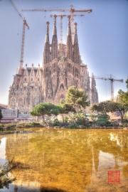 Barcelona 2015 - La Sagrada Familia