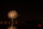 Nuremberg Spring Fair Fireworks 2015 - Gold I