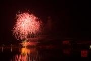 Nuremberg Spring Fair Fireworks 2015 - Red II
