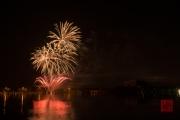 Nuremberg Spring Fair Fireworks 2015 - Gold & Red I