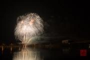 Nuremberg Spring Fair Fireworks 2015 - White II