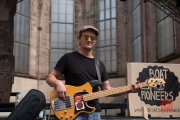 St. Katharina Open Air 2015 - Boat Shed Pioneers - Peter