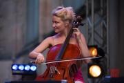 St. Katharina Open Air 2015 - Helene Blum & Harald Haugaard - Kirstine Elise Petersen I