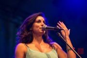 St. Katharina Open Air 2015 - Yasmine Hamdan - Yasmine Hamdan I