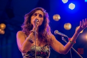 St. Katharina Open Air 2015 - Yasmine Hamdan - Yasmine Hamdan III