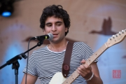 Folk Im Park 2015 - Cristobal And The Sea - João Seixas II