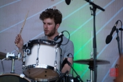 Folk Im Park 2015 - Cristobal And The Sea - Joshua Oldershaw II