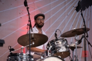 Folk Im Park 2015 - Junius Meyvant - Drums I