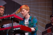 Folk Im Park 2015 - Junius Meyvant - Keys