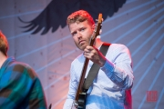 Folk Im Park 2015 - Junius Meyvant - Bass I