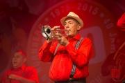 Bardentreffen 2015 - Fanfare Ciocarlia - Rădulescu Lazăr I