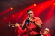 Bardentreffen 2015 - Fanfare Ciocarlia - Paul Marian Bulgaru I