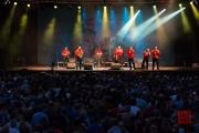 Bardentreffen 2015 - Fanfare Ciocarlia II