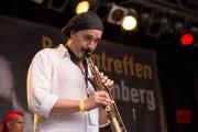 Bardentreffen 2015 - Cynthia Nickschas - Oboe I