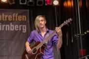 Bardentreffen 2015 - Cynthia Nickschas - Bass II