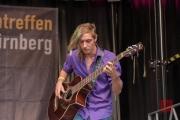 Bardentreffen 2015 - Cynthia Nickschas - Bass I