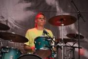 Bardentreffen 2015 - Cynthia Nickschas - Drums II