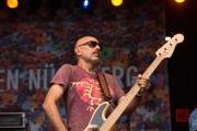 Bardentreffen 2015 - Chico Trujillo - Bass III