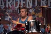 Bardentreffen 2015 - Chico Trujillo - Drums I