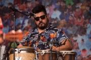 Bardentreffen 2015 - Chico Trujillo - Percussions I