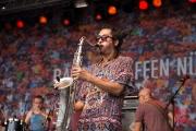 Bardentreffen 2015 - Chico Trujillo - Saxophone III