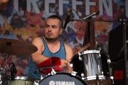 Bardentreffen 2015 - Chico Trujillo - Drums II