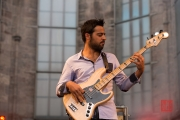 Bardentreffen 2015 - Carolina Bubbico - Bass I