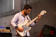 Bardentreffen 2015 - Carolina Bubbico - Bass II