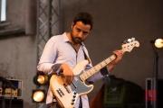 Bardentreffen 2015 - Carolina Bubbico - Bass III