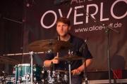 Bardentreffen 2015 - Alice Ruff - Drums