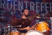 Bardentreffen 2015 - Mundwerk Crew - Drums I