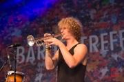 Bardentreffen 2015 - Mundwerk Crew - Trumpet