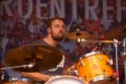 Bardentreffen 2015 - Mundwerk Crew - Drums III