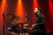 Bardentreffen 2015 - Amparo Sanchez - Drums II