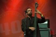 Bardentreffen 2015 - Amparo Sanchez - Bass