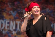 Bardentreffen 2015 - Dikanda - Ania Witczak I