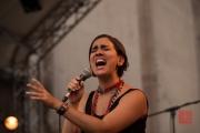 Bardentreffen 2015 - Marta Gómez - Marta I