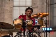 Bardentreffen 2015 - Marta Gómez - Drums I