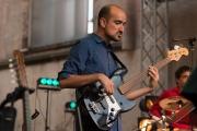 Bardentreffen 2015 - Marta Gómez - Bass I