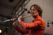 Bardentreffen 2015 - Marta Gómez - Flute III