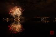 Volksfest 2015 - Mid Fireworks - Gold I