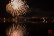 Volksfest 2015 - Final Fireworks - Silver