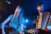 Stereo Tonbandgerät 2015 - Adam & Sophia